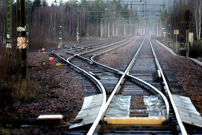Seko:s strejk för anställningsformer berör många fler än tågförare. FOTO: TOMAS NYBERG