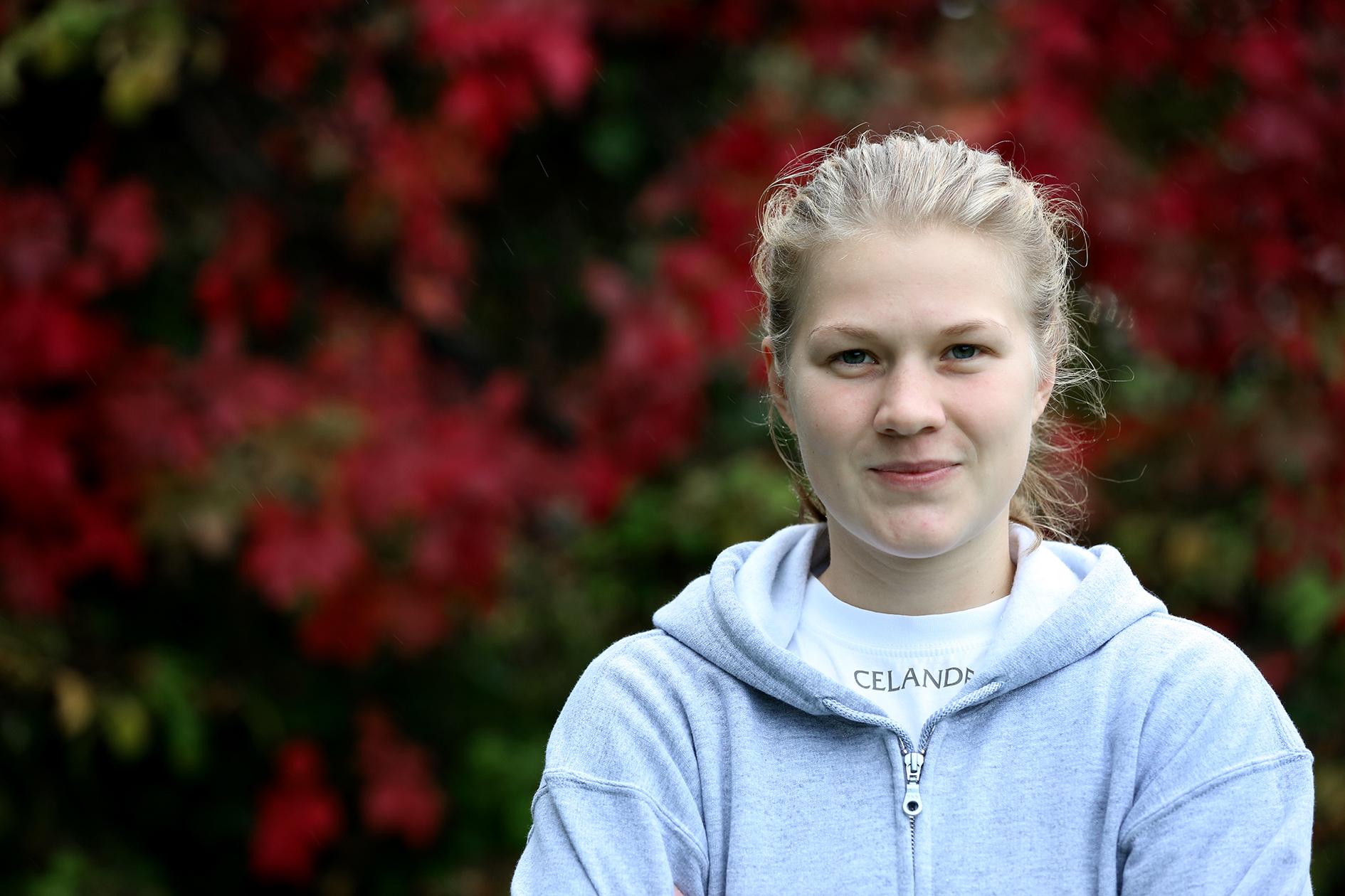 Anna Selander. Foto: Tomas Nyberg