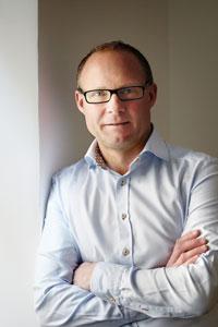 Björn Hellman, vd Måleriföretagen