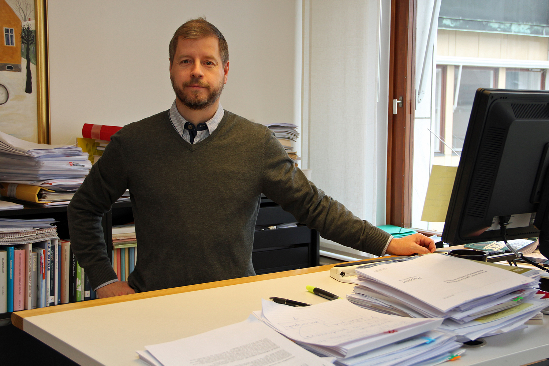 Peter Sjöstrand. Foto: Helena Forsberg
