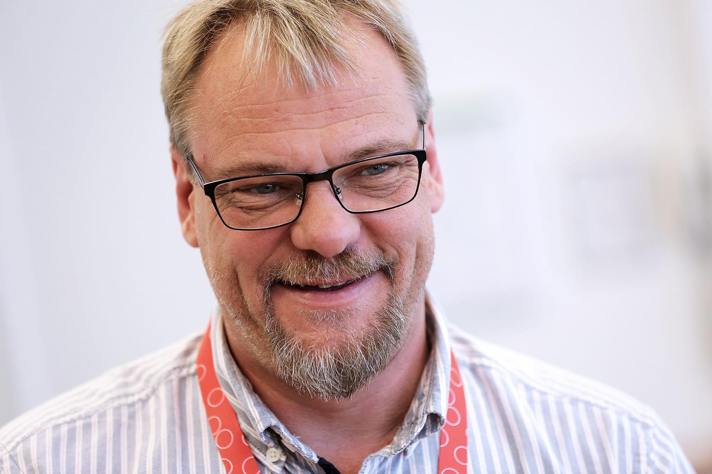 Jan-Olof Gustavsson valdes till revisor i LO. Foto: Tomas Nyberg