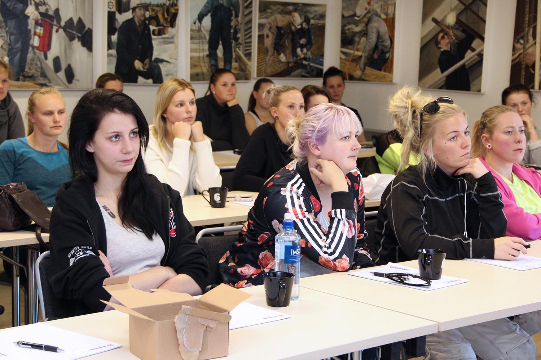Deltagare på ett möte