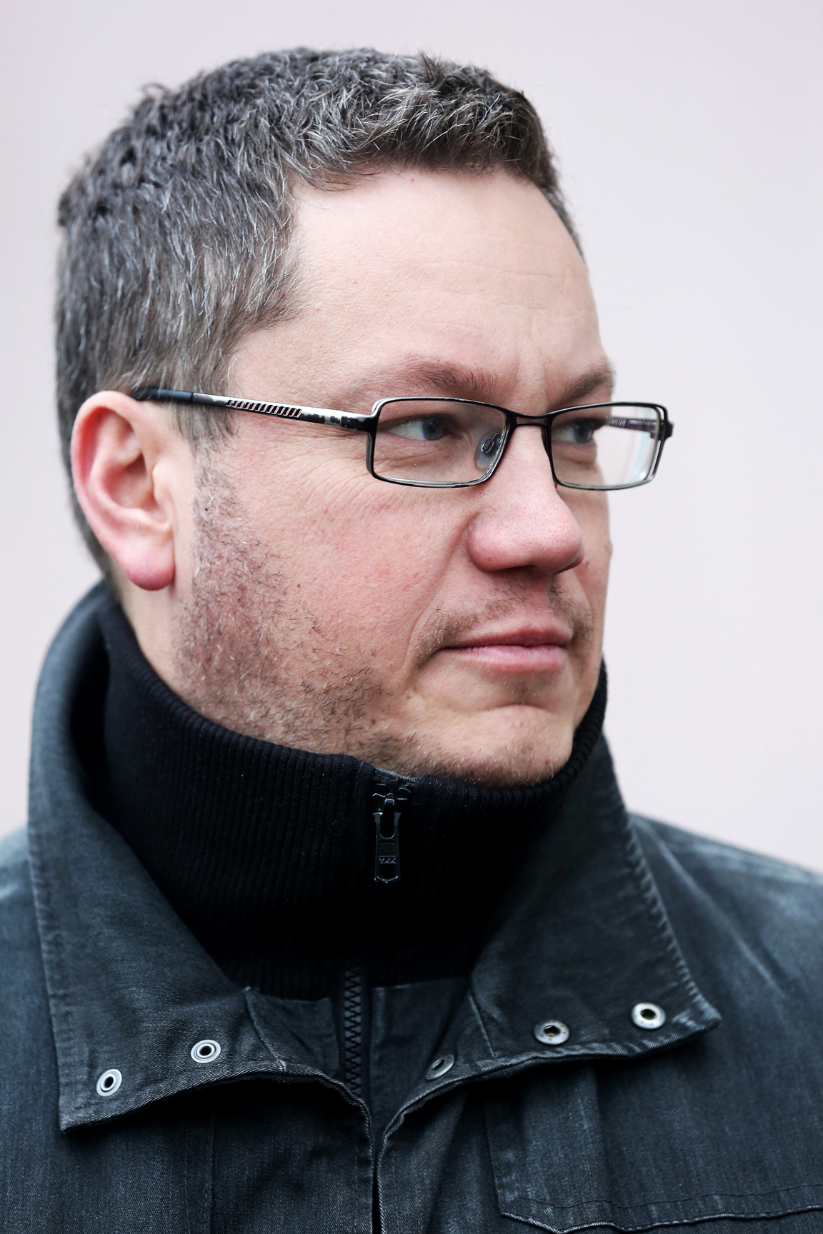Douglas Strömberg, ombudsman. Foto: Tomas Nyberg