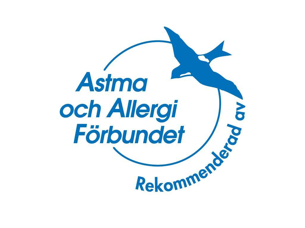 Astma- och allergiförbundets Svalan-märket