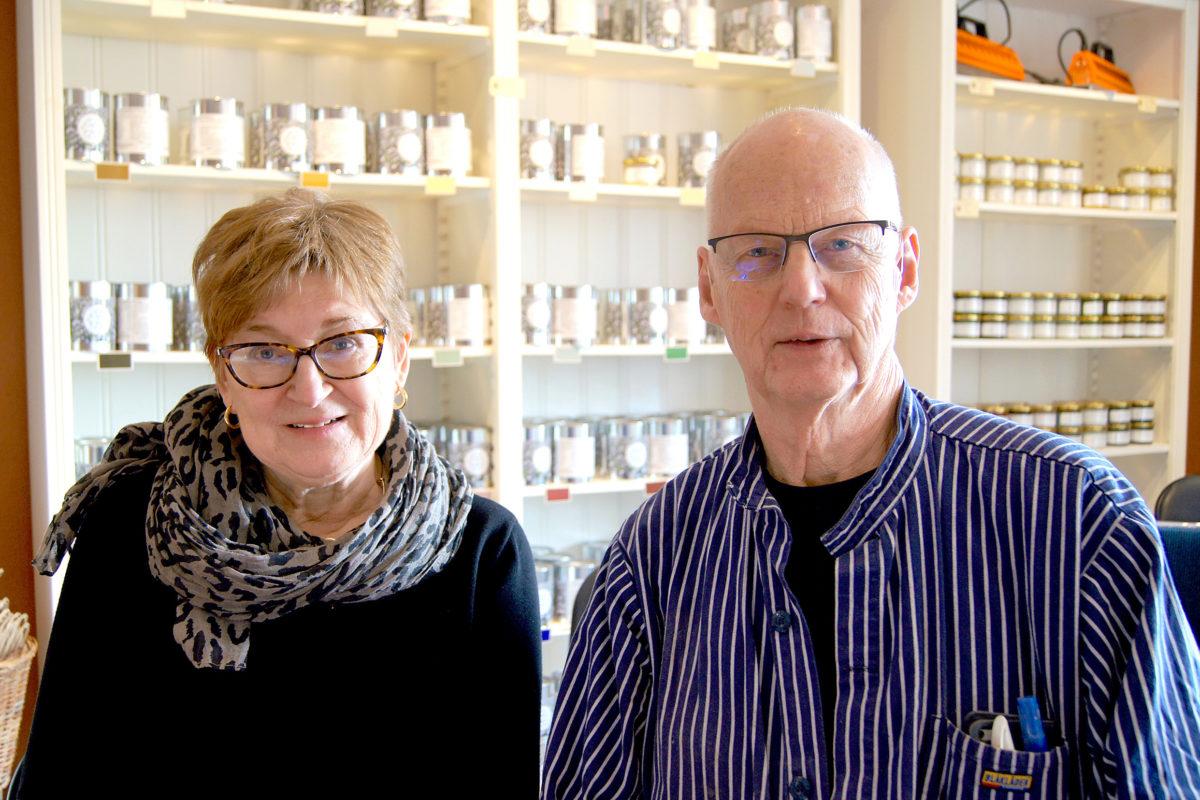Sonja och Hans Allbäck