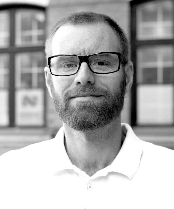 Porträtt på Christofer Gyllenswärd