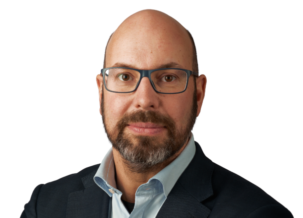 Porträttfoto av Peter Forsström