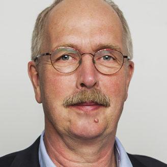 Porträttfoto av Valle Karlsson