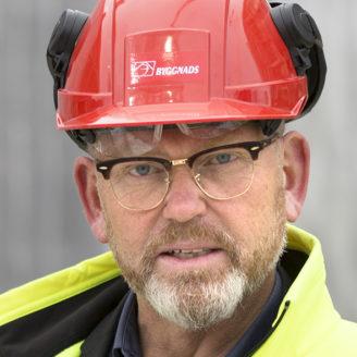 Porträttfoto av Johan Lindholm