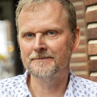 Porträttfoto av Urban Pettersson
