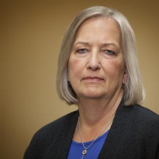 Porträttfoto av Berit Müllerström