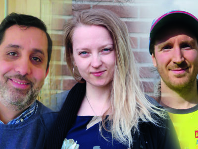 Montage: Jamal El Mourabit, Tina Löfgren, och Tobias Lundblad