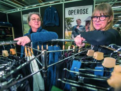 Johanna och Jenny Söderström