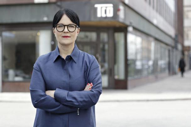 Therese Svanström