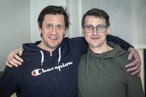 Stefan och Emil