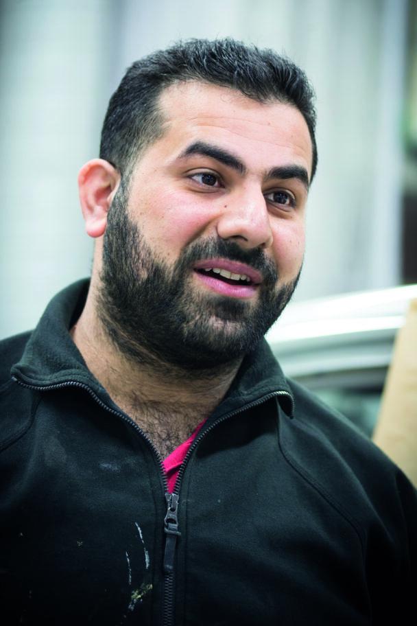 Moshtaba Ala Mehri